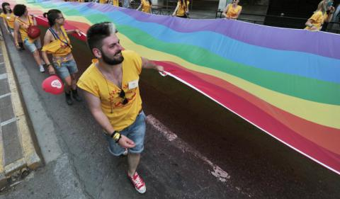 gay rights in greece